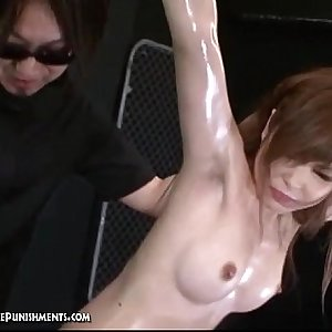 Japanese Bondage Sex - Extreme Sadism & Masochism Punishment of Ayumi
