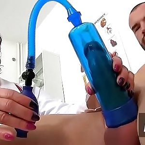 Hookup and big tits at hospital feat. dirty MILF doctor Silvy Vee
