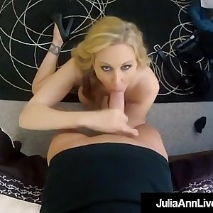 Spy Cam Milf Julia Ann Recorded Banging With Hidden Camera!