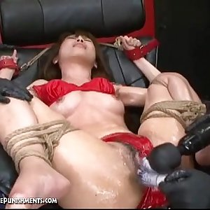 Japanese Bondage Sex - Extreme BDSM Penalty of Asari (Pt. 14)