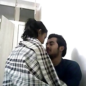 Indian slim and cute college teen girl railing bf cock hard on top