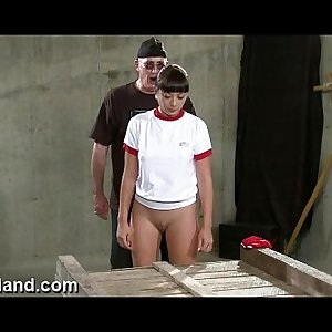 Wasteland Restrain bondage Sex Movie - Detention (Pt. 1)