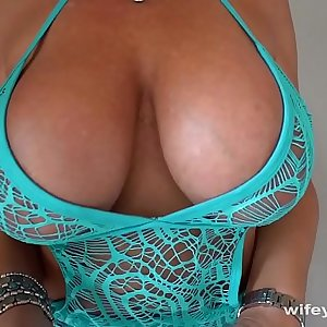 Horny MILF Next Door Fucks Me And Swallows My Cum