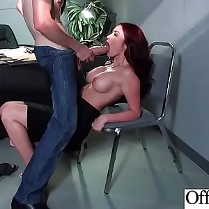 (Monique Alexander) Busty Office Girl In Hard Style Sex Action clip-18